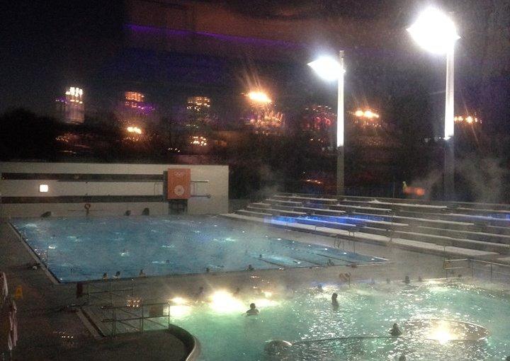 Selbstliebe – Schwimmen