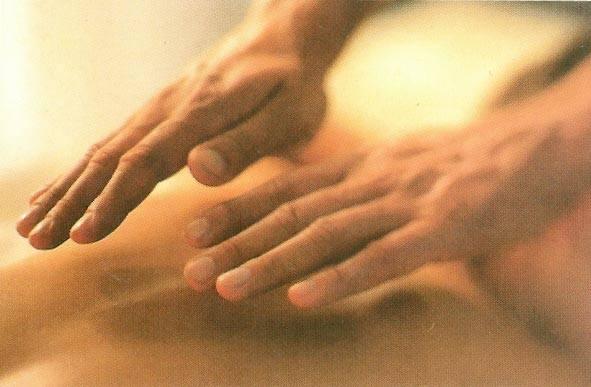 Selbstliebe – heilende Händegenießen